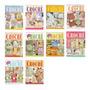 5 Revistas Trabalhos Crochê Banheiros Cozinhas Lote 1