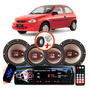 Som Rádio Mp3 Bluetooth 4 Falante Bravox 5x6 Gm Corsa Wind