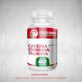 Cafeína 210mg + Ioimbina 10mg + Taurina 200mg - 60...