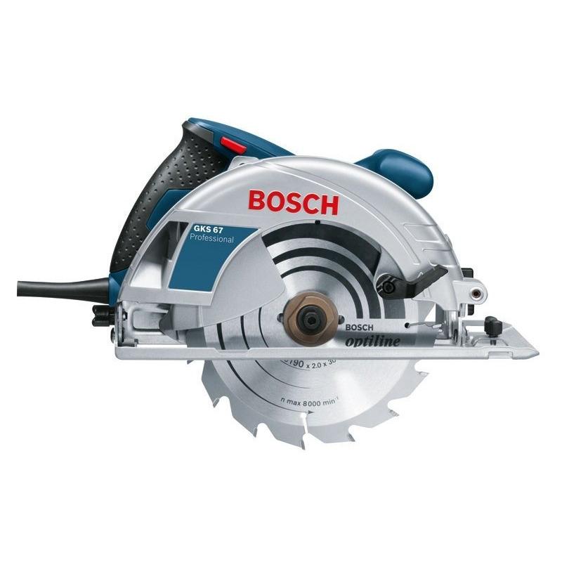 Serra Circular GKS 67 1600W 220V-Bosch
