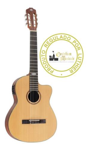 Violão Strinberg Clássico Sc200c Nylon, Regulado Por Luthier Original