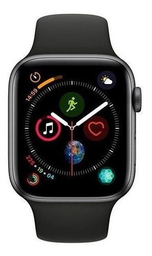 Apple Watch Series 3 42mm Space Gray/black Relógio Original