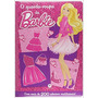 Livro Barbie O Guarda roupa Da Barbie Com Mais De 200 Ades