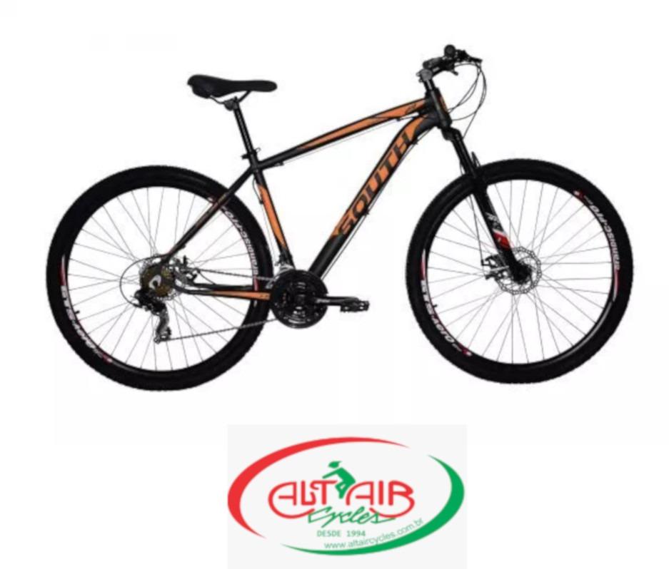 Bicicleta South Legend - Aro 29 - 21V Shimano Tourney