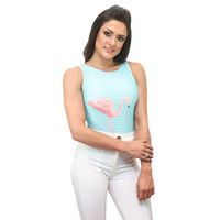 BODY FLAMINGO CAVADO NAS COSTAS - RBB00001