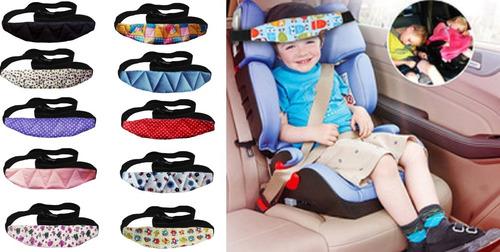 Faixa Segura Cabeça Transporte De Criança Cadeirinha
