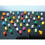 Lote Coleção 44 Gogos Urban Toys Panini Geloucos