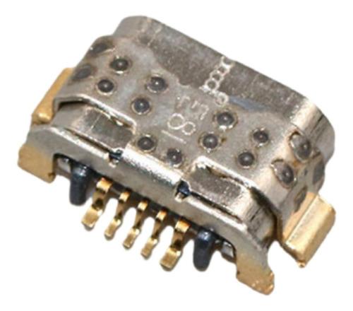 Kit 10 Conector De Carga Dock Usb LG  K9, X210 5 Pinos K9 Original