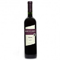 Vinho Fino Merlot Marcus James 750ML - Aurora