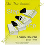 Método Teclado Piano Course Book Vol.3 Step By Step Edna Mae