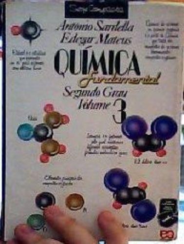 Química Fundamental - Segundo Grau - Volume 3 Original