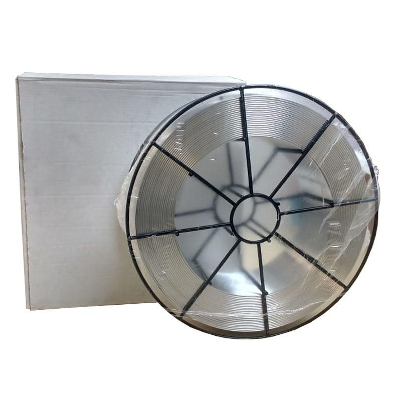 Arame mig de aluminio 4043 1.0 Novametal