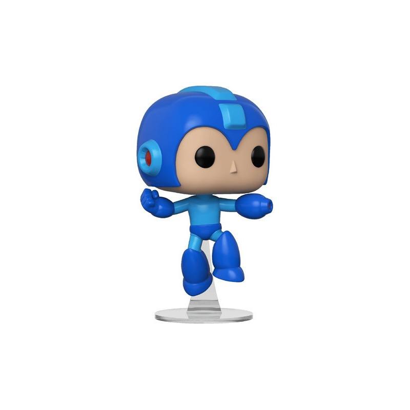 MegaMan Jumping Pop Funko #376 - Games