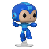 MegaMan Jumping Pop Funko #376 - Games