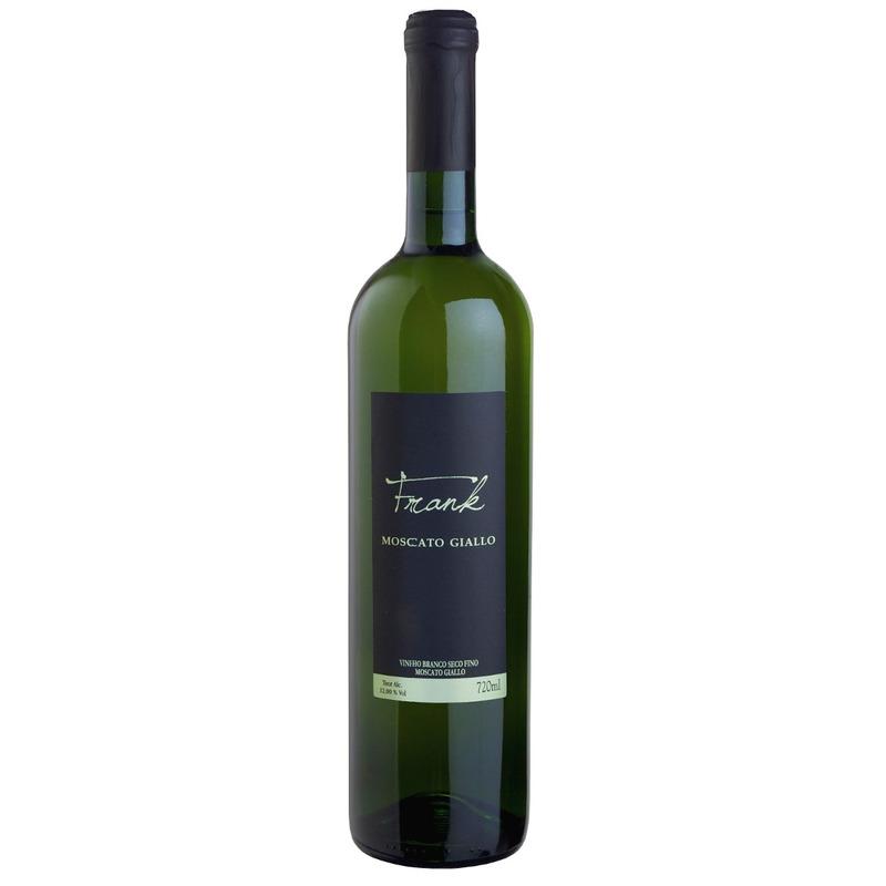 Vinho Fino Branco Moscato Giallo 720ml - Frank