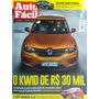 Revista Auto Fácil Nº 77 Jul/17 Renault Kwid / Kicks (a) E02