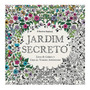 Livro Jardim Secreto Livro De Colorir Para Adultos