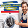 Curso Aprenda A Consertar Máquina De Lavar 5 Dvd's