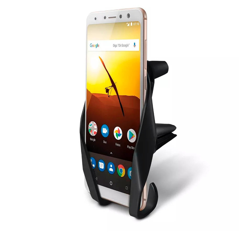 Suporte Universal Veicular Para Smartphone Multilaser - AC325