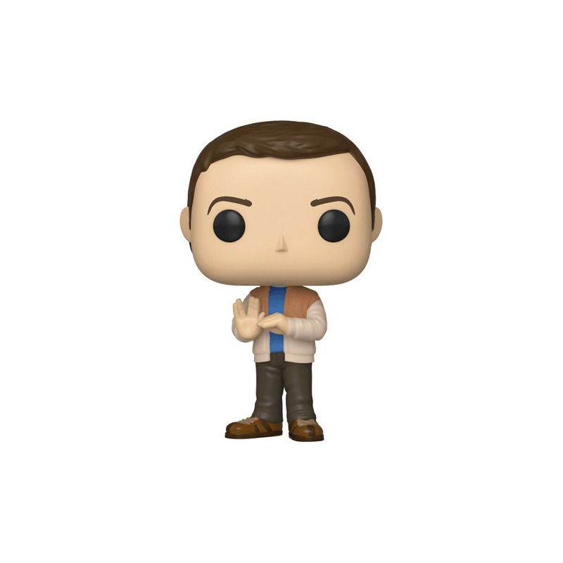 Sheldon Cooper Pop Funko #776 - The Big Bang Theory - Television