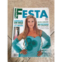 Revista Figurino Festa Bruna Lombardi 2 Vestidos Conjuntos