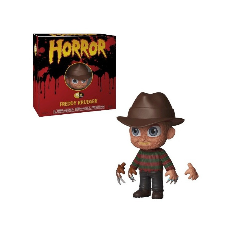 Freddy Krueger 5 Star Vinyl Figures Funko - Horror