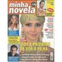 Revista Minha Novela 124 Janeiro 2002 Capa O Clone