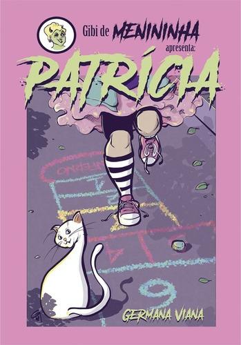 Patrícia História Em Quadrinhos Comics Banda Desenhada Original