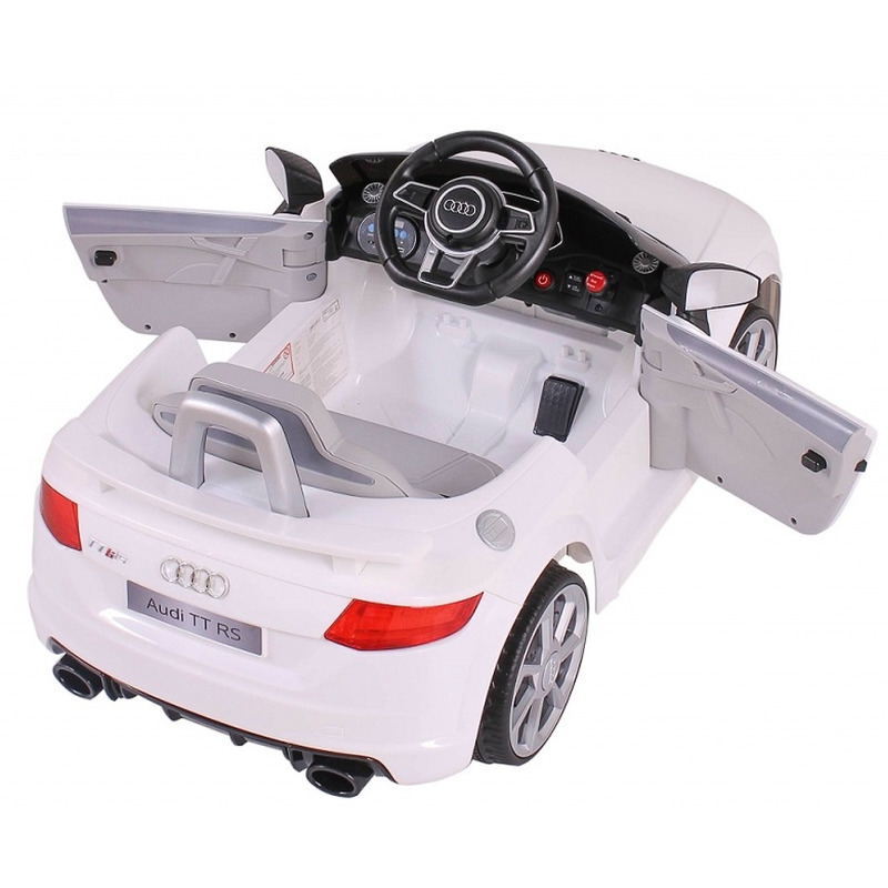 Carro Elétrico Audi TT RS - Bel Brink