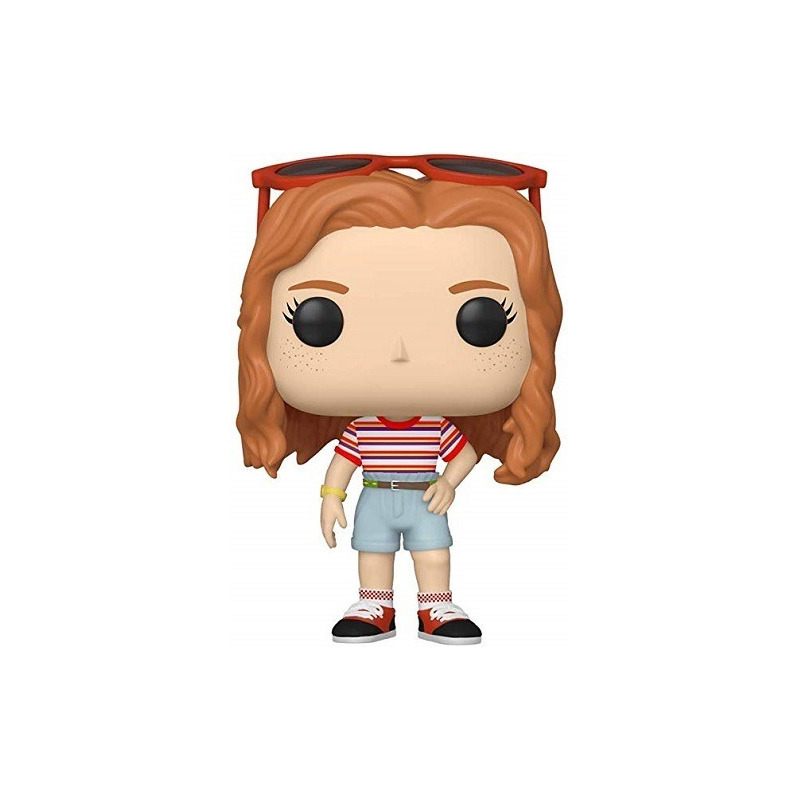 Funko Pop Max in Mall Outfit #806 - Stranger Things