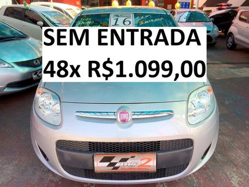 Fiat Palio 1.4 Attractive Completo - Sem Entrada 48x R$1.099