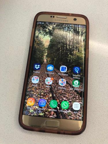 Celular Samsung Galaxy S7 Edge Top Sem Riscos, Top Original