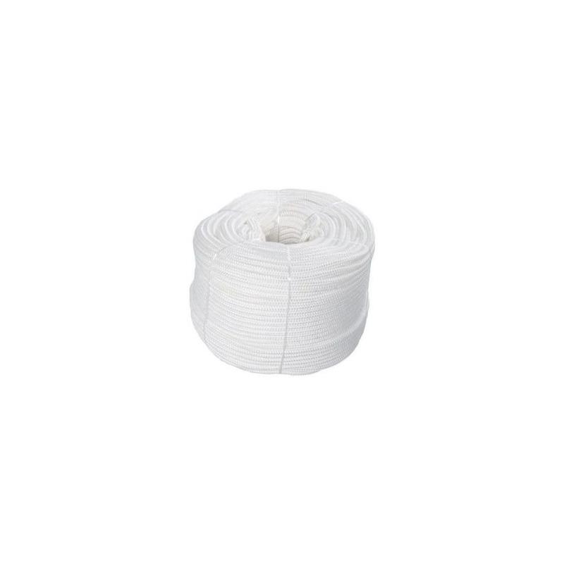 Corda para Amarração Polipropileno Trançada 10MM-100 MTS-Plasmódia