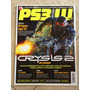 Revista Ps3w 42 Crysis 2 Dragon Age 2 Yakuza 4 Detonado I261