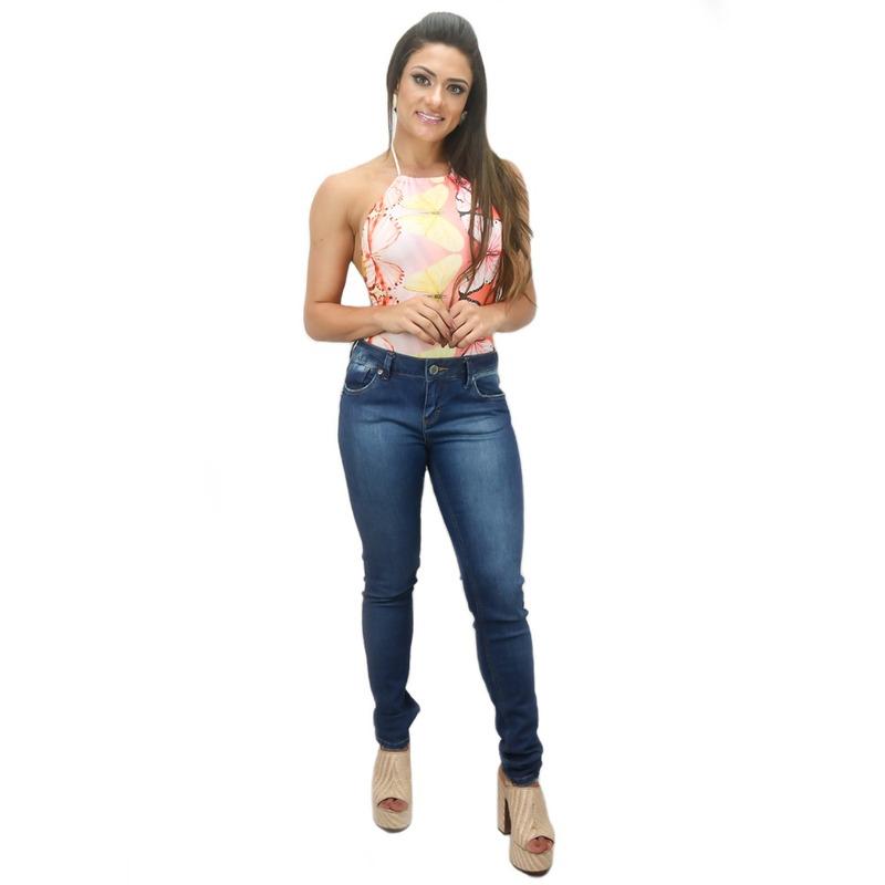 BODY BORBOLETA AMARELA FRENTE ÚNICA - RBB00006