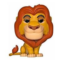 Mufasa Pop Funko #495 - O Rei Leão - Disney