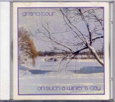 Cd Grand Tour - On Such A Winter