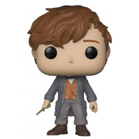 Newt Scamander Pop Funko #14 - Animais Fantásticos 2 - Movies