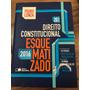 Livro Direito Constitucional Esquematizado De Pedro Lenza