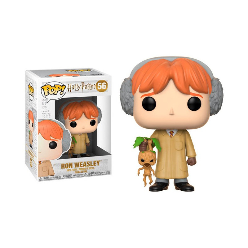 Ron Weasley Herbology #56 - Harry Potter - Series 5