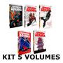 Hq Homem Aranha Coleção Definitiva Livro Heroes Marvel