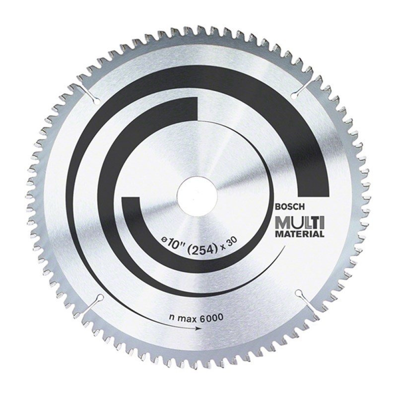 Disco de Serra Multimaterial 12 305x3,7x30 T120 - Bosch