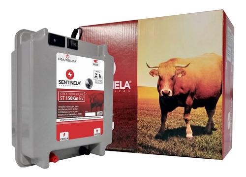 Eletrificador Cerca Elétrica Rural Super Turbo St 150km Promoção Original