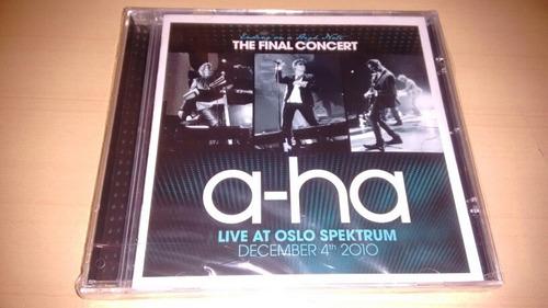 A-ha - The Final Concert - Live At Oslo Spektrum 2010 Original