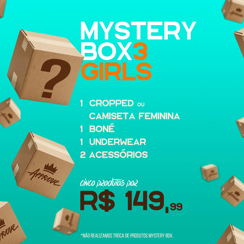 APPROVE MYSTERY BOX GIRLS