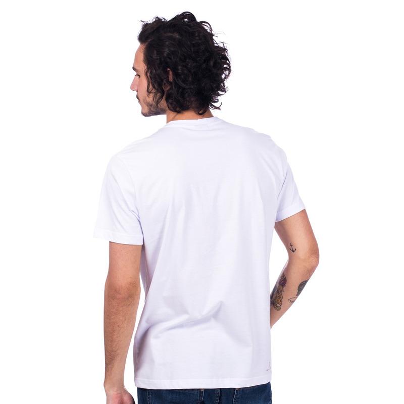 Camiseta Long Island Pica-Pau Branca
