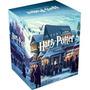 Box Livros Coleção Harry Potter J.k. Rowling 7 Volumes