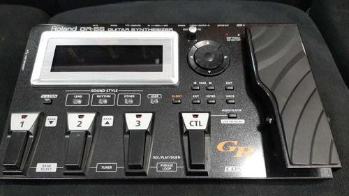 Pedaleira Roland Gr55com Gk3 Original