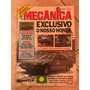 Revista Oficina Mecânica 19 Puma Escort Xr 3 Accord Ex 2.0