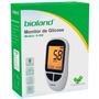 Kit Monitor De Glicose Completo 25 Fitas Bioland G 500